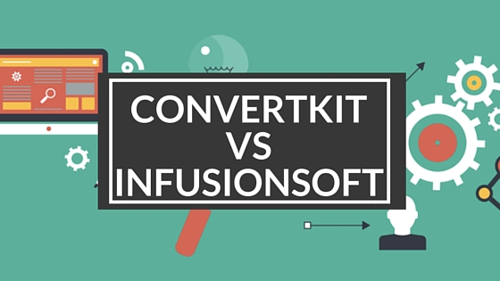 convertkit vs infusionsoft