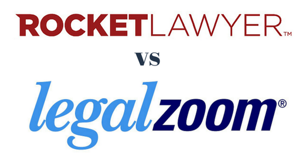 Rocket Lawyer Vs Legal Zoom What We Liked More And Why