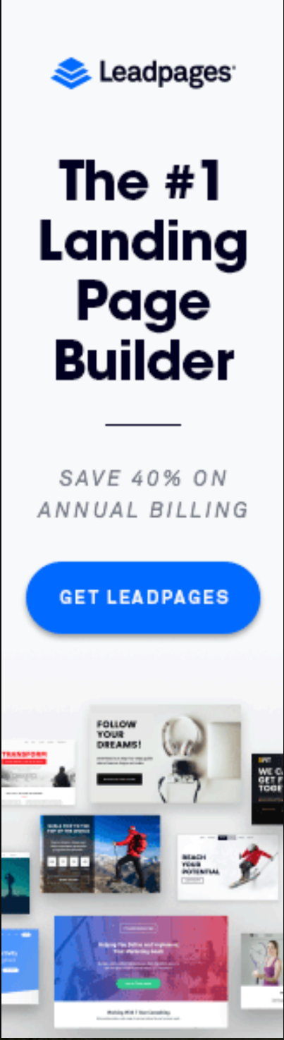 5 Simple Techniques For Leadpages Price